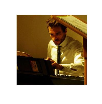 CLAUDIO SILVESTRI -DOCENTE DI PIANOFORTE CLASSICO