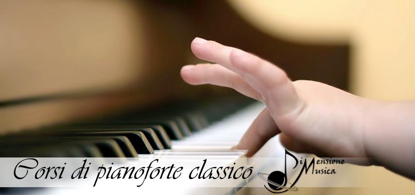 corsi di pianoforte classico dimensione musica roma