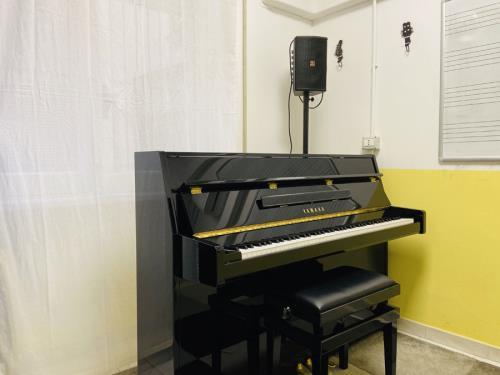 corsi di pianoforte dimensione musica Roma