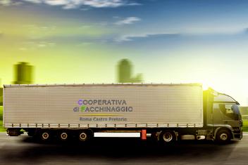 trasporti cooperativa facchinaggio roma