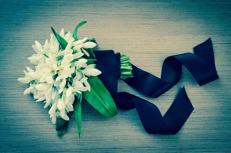composizioni floreali per funerali Pescara
