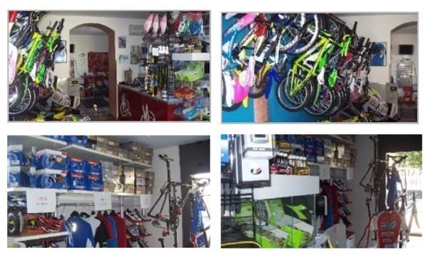 articoli per ciclismo Albano Laziale Roma