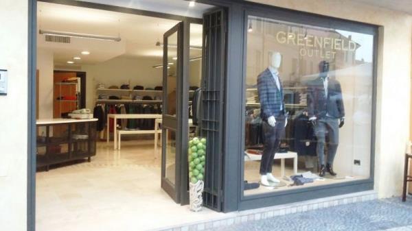 uotlet abbigliamento Verona