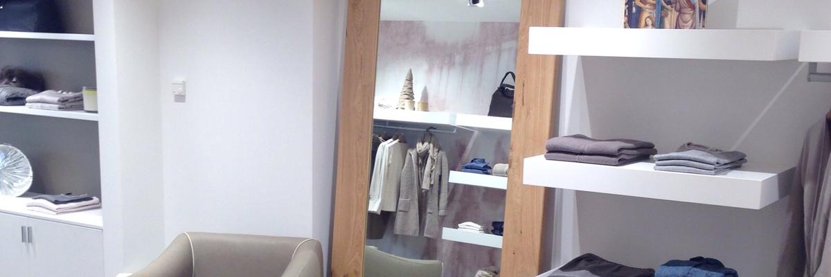 negozio abbigliamento donna Tarvisio