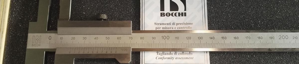 parco macchine e strumenti di misurazione e precisione della euromeccanica flero