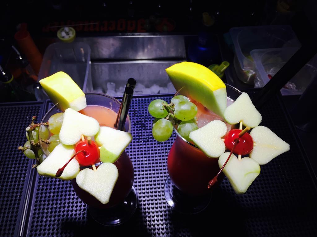 drink con frutta