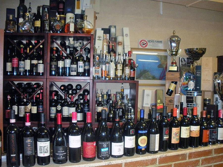 ristorante vini siciliani Ragusa