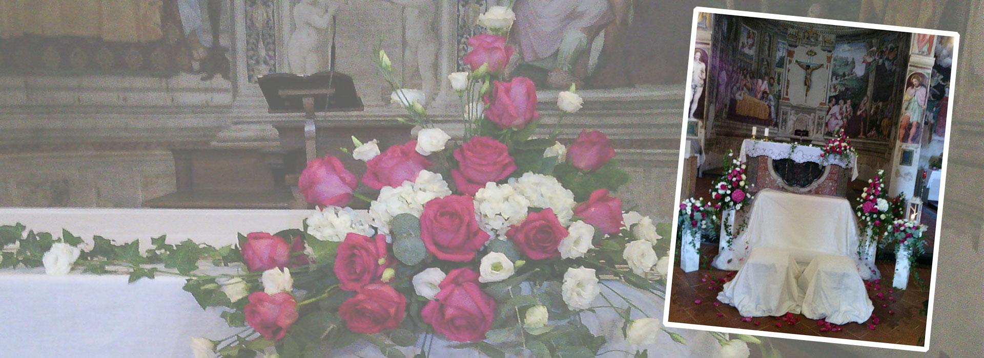 bouquet sposa Terni