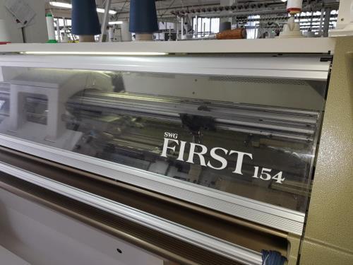 macchinario tessile FIRST