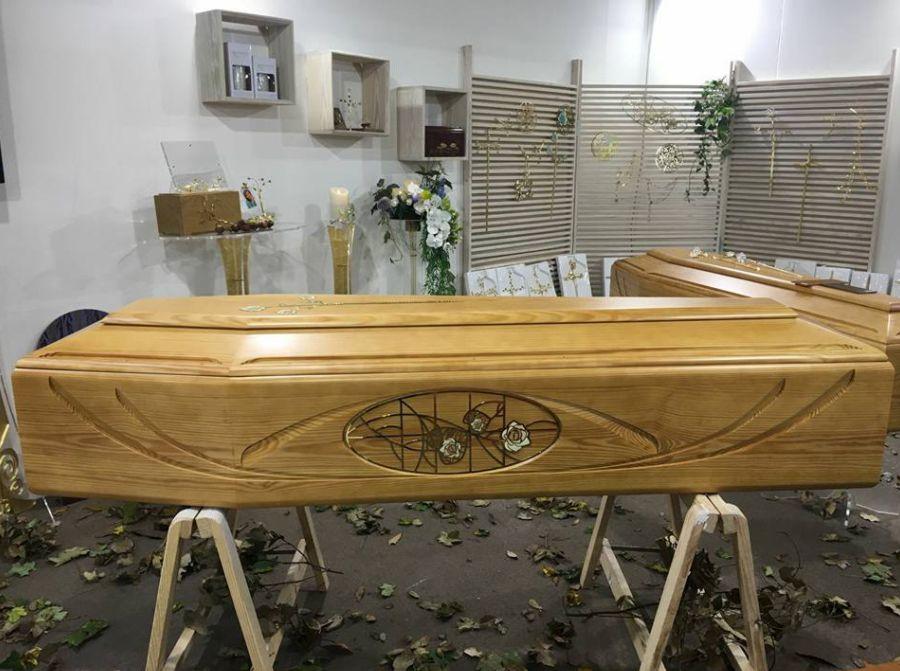 imbottiture casse funebri erice