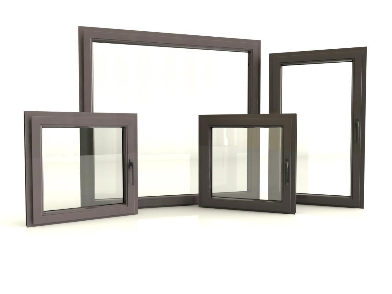 infissi alluminio finestre Urbania