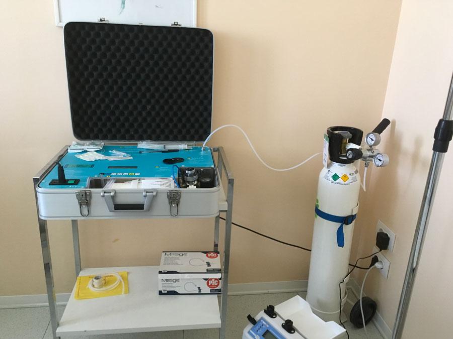 ossigeno ozono terapia parma