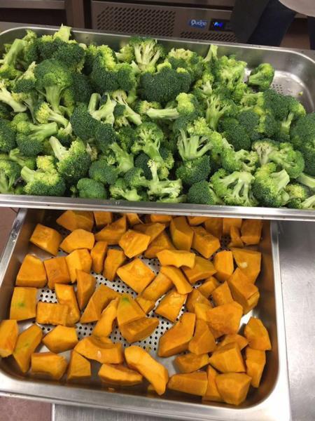 negozio a brescia verdura di stagione fresca