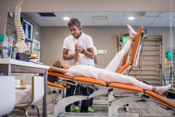 Fisioterapista Dott. Sante Stella