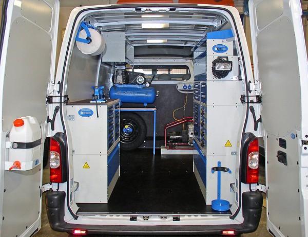 riparazioni ambulanze