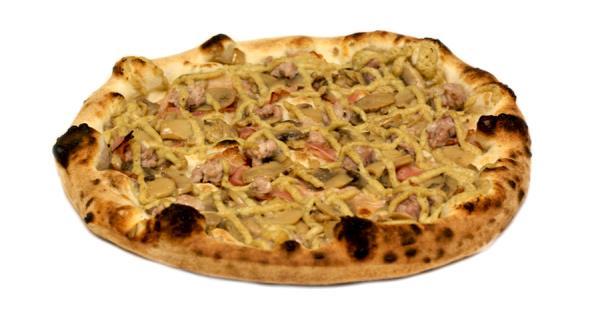 Pizza Boschetto