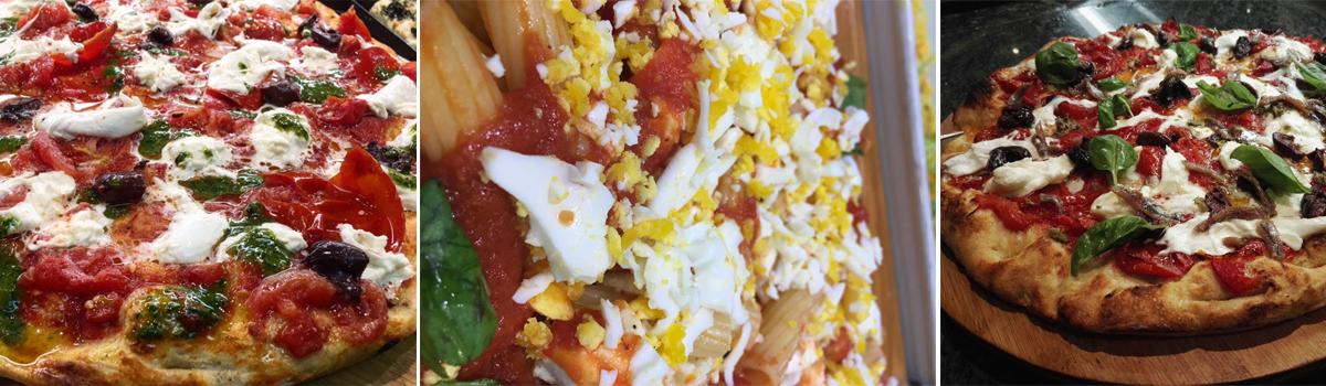pizze al taglio gourmet  Roma