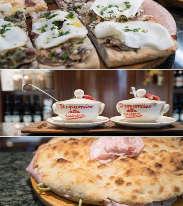Pizzeria taglio Acilia Roma