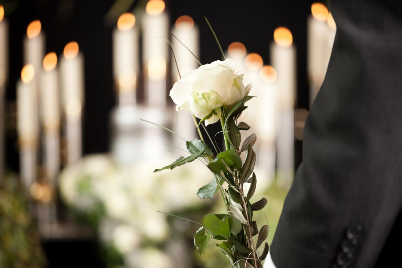 Fiore e candele