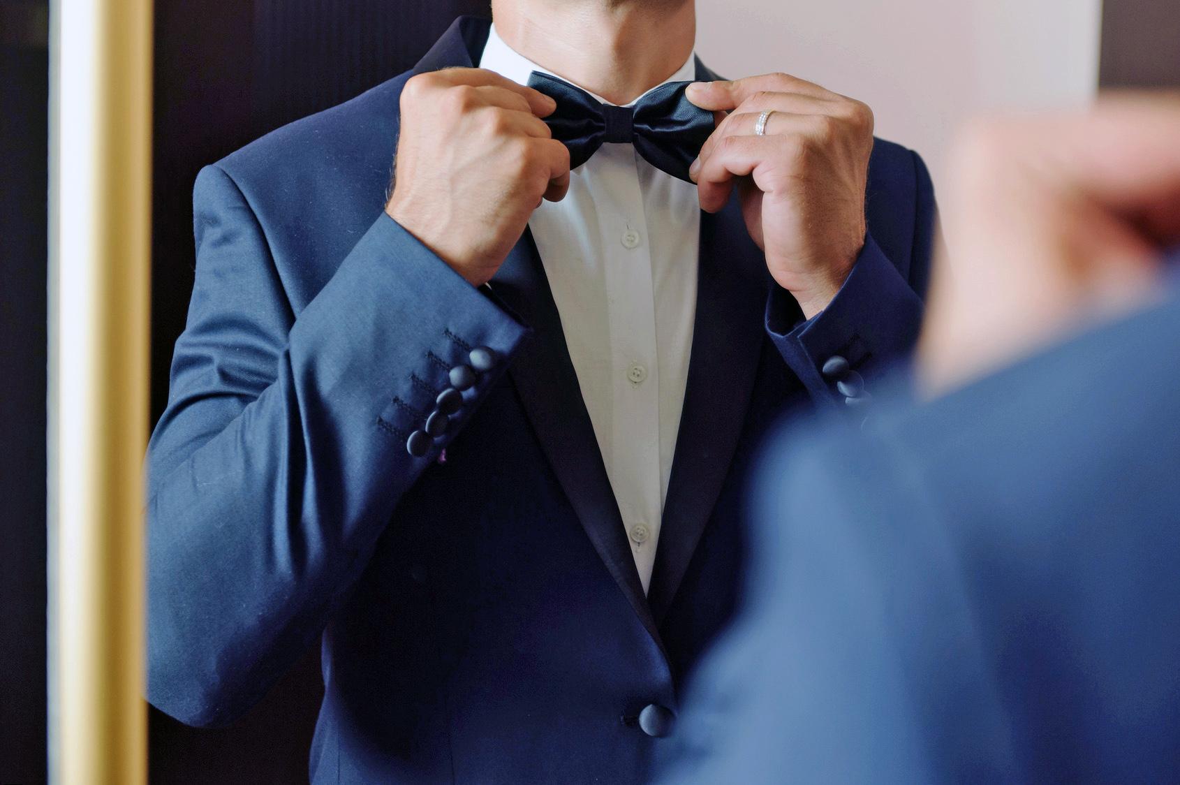 abiti da cerimonia uomo