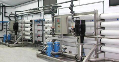 Impianti industriali e trattamento acque